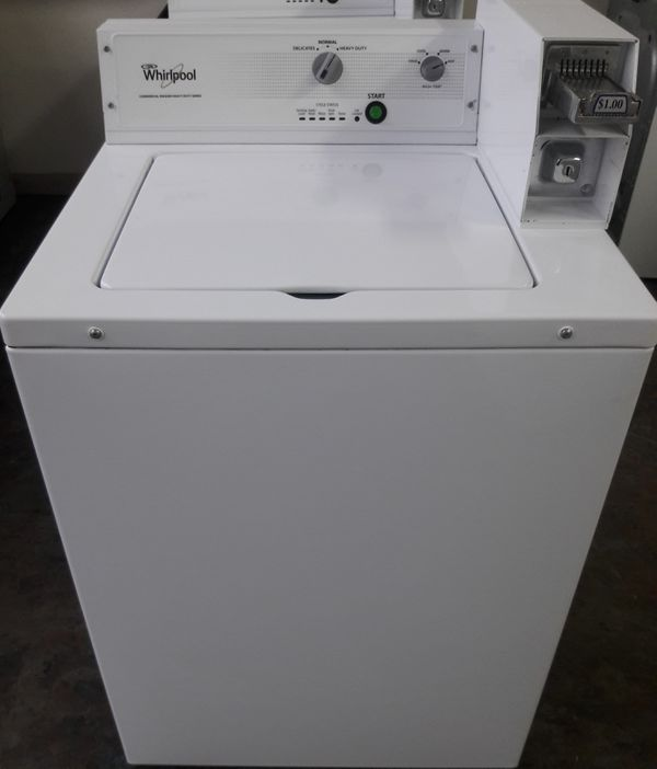 Whirlpool Coin Operated Washer For Sale In Everett, WA