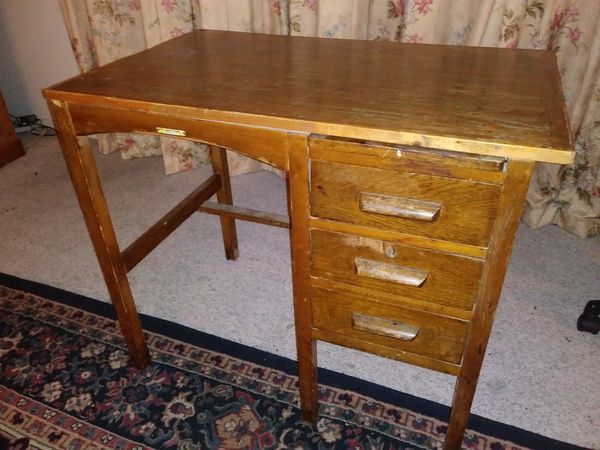 - Antique Student Desk For Sale In San Jose, CA - OfferUp