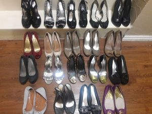 Lot of brand name shoes for Sale in Carrollton, TX