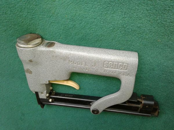 Senco Model J Staple Gun Heavy Duty For Sale In Dallas Tx Offerup