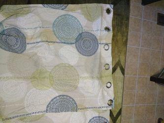Long brand new curtains Thumbnail