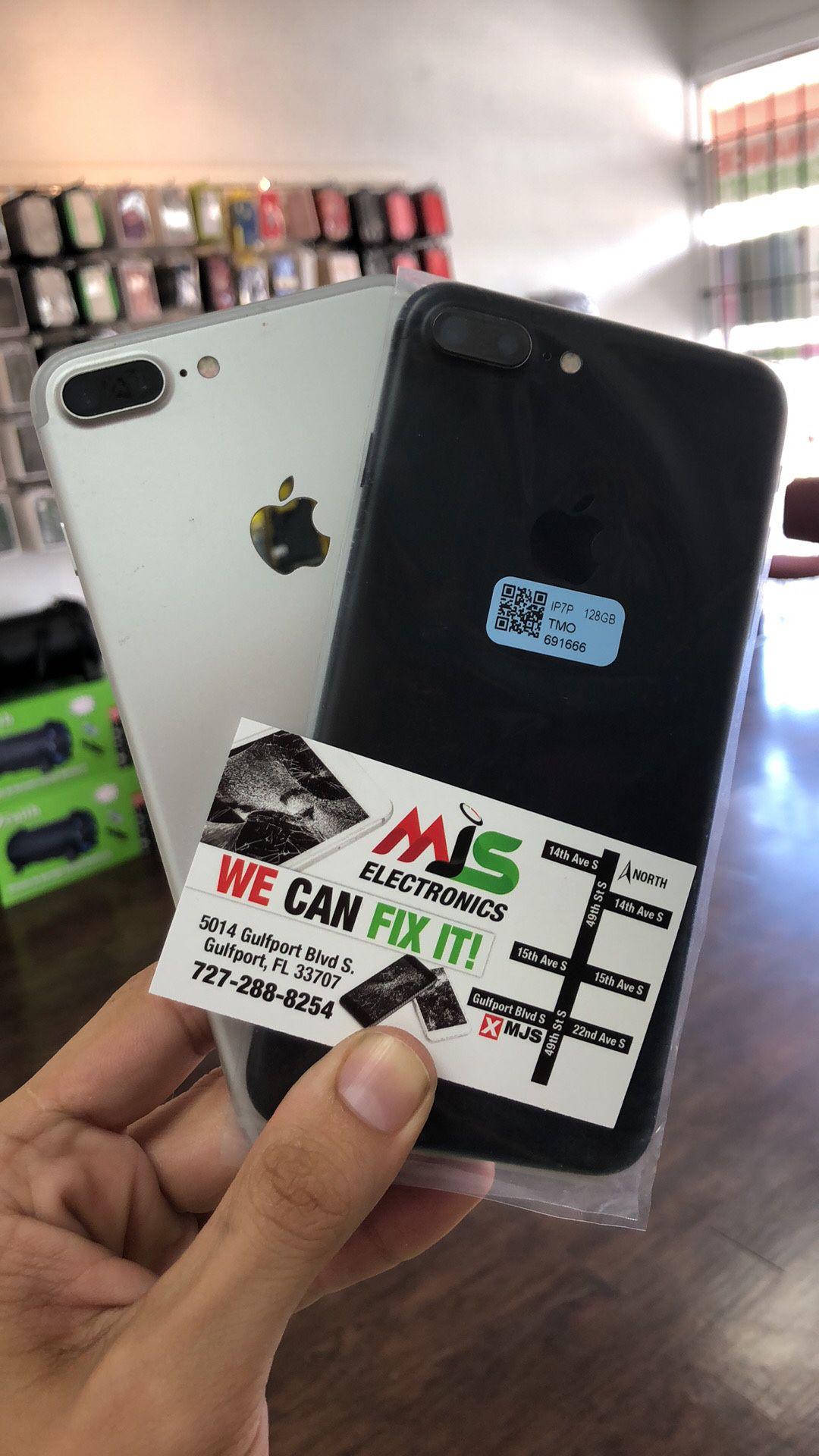 iPhone 7plus factory unlocked128GB