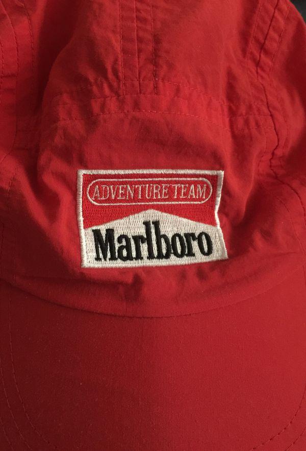 94241eeb1ad4e Red Vintage Marlboro dad hat Cap for Sale in La Habra Heights