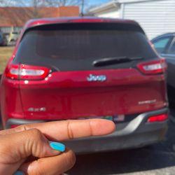 2014 Keep Cherokee Red Thumbnail