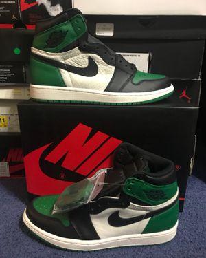 New Nike Air Jordan 1 Retro Pine Green Size 9 for Sale in Annandale, VA