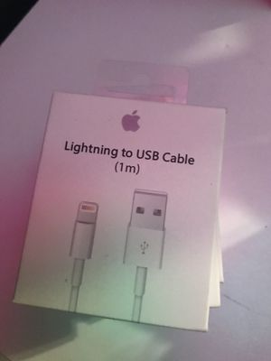 iPhone Chargers USB Cable for Sale in Lynwood, CA