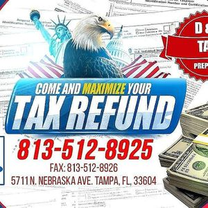 Big tax refund is coming.come get a quote. 5711 N Nebraska Ave Tampa FL.Office:{contact info removed} for Sale in Tampa, FL