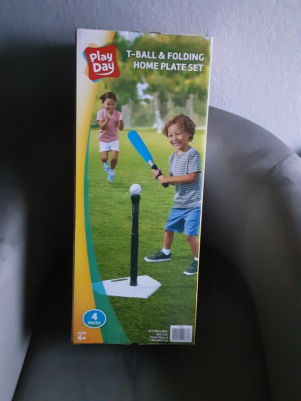 Play Day T-ball $5 Each