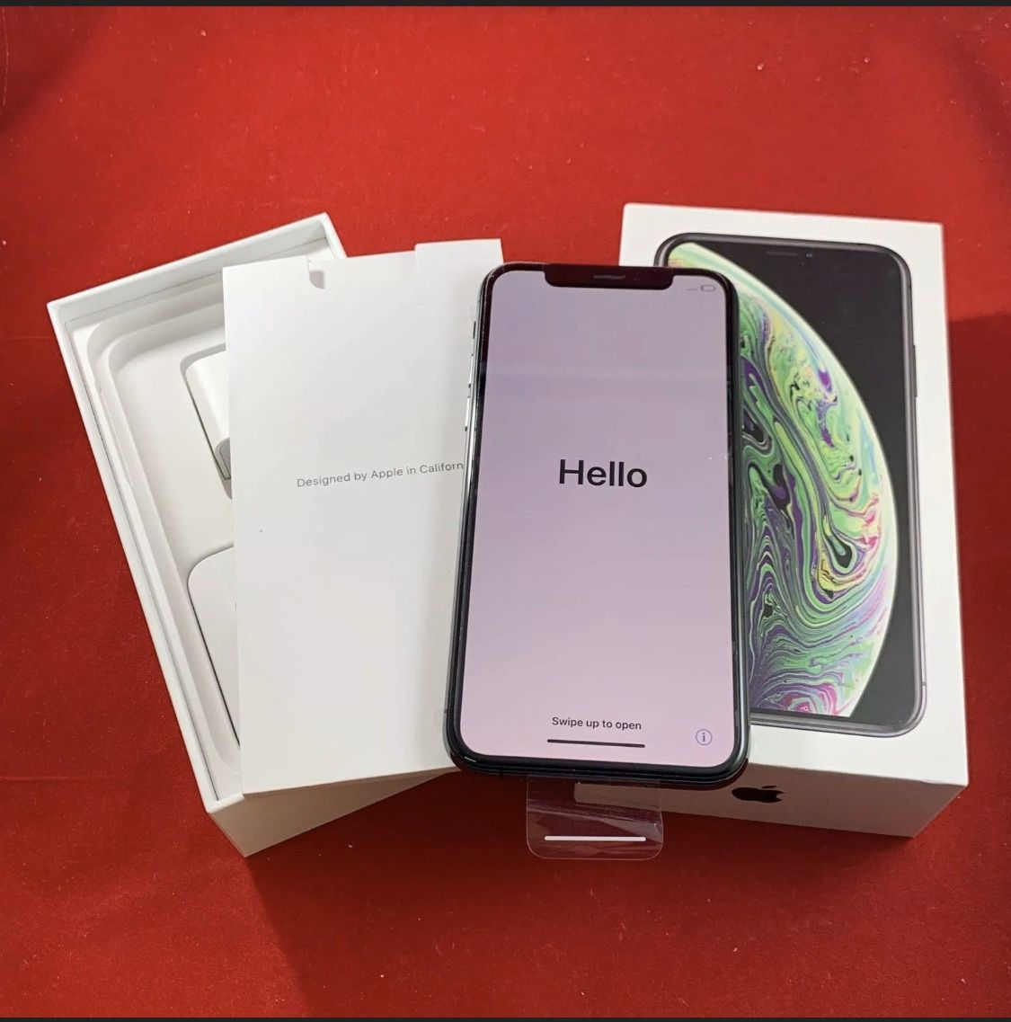 iPhone XS 64 GB (Package)