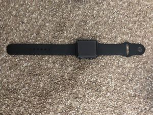 Apple Watch Gen 3 42mm with band and charger for Sale in Kissimmee, FL