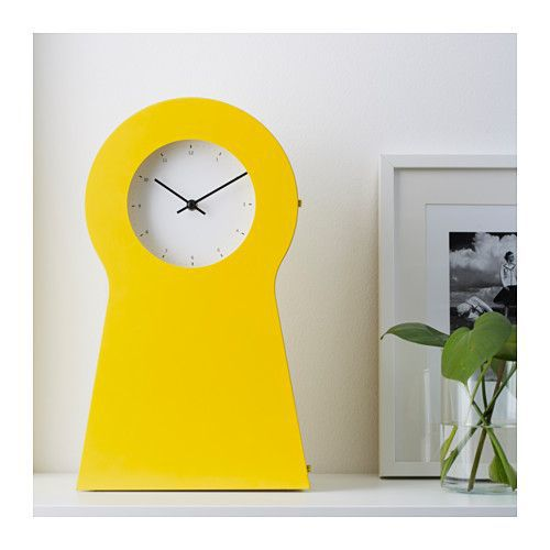 Large cool clock with storage