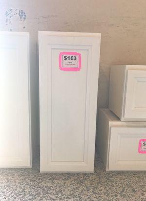 "12 in Wall White Shaker Kitchen Cabinet 12""W x 12"" D x 30""H *Soft Closing Door* #W1230 for Sale in Phoenix, AZ"