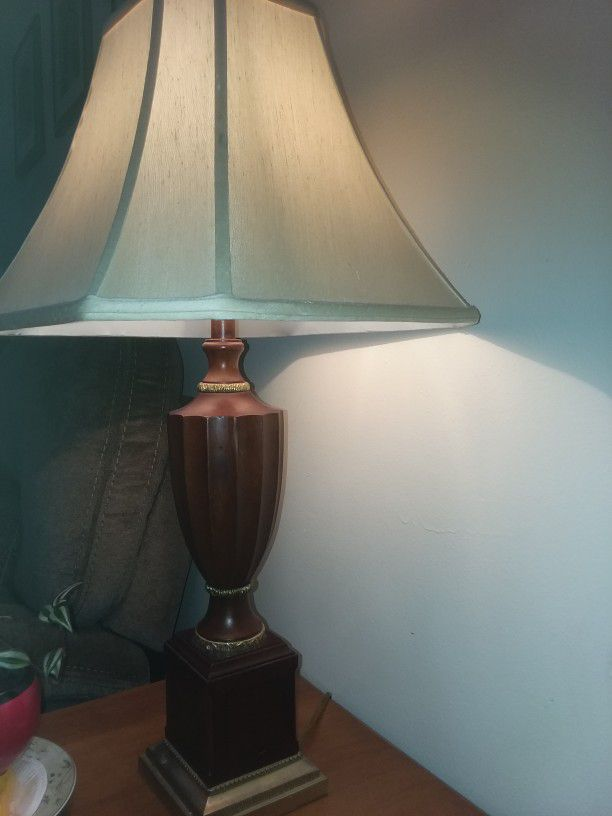 Heavy lamp