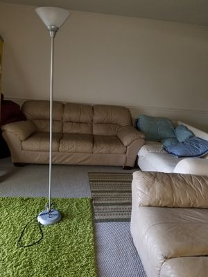 Floor lamps for sale good CONDITION text for Sale in Manassas, VA