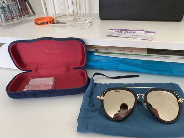 118de349339 Authentic Gucci Sunglasses Women s for Sale in Huntington Beach