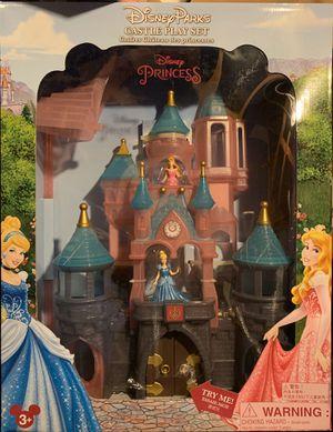 Photo New Disney Parks Princess Castle Play Set
