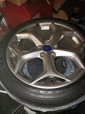 """18"""" Rims and Tires for Sale in Sterling, VA"""