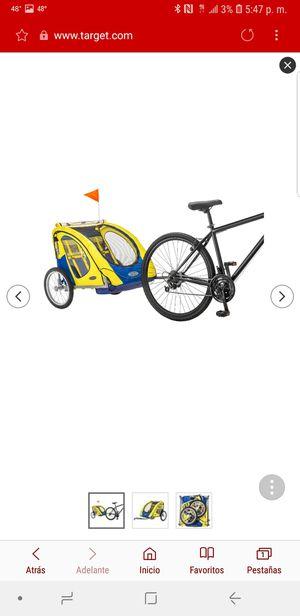 InSTEP Sedona Bicycle Trailer - Blue for Sale in Alexandria, VA