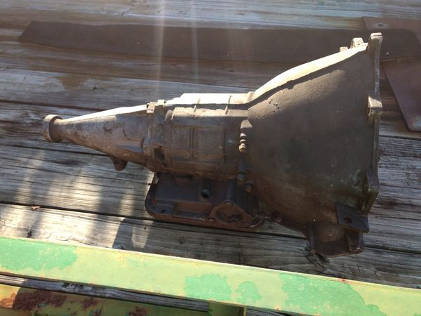 60's Chevy Powerglide Transmission for Sale in Port St  Lucie, FL - OfferUp