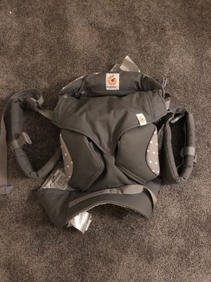 Ergo 360 baby carrier - cool mesh grey! New without tags for Sale in North Potomac, MD