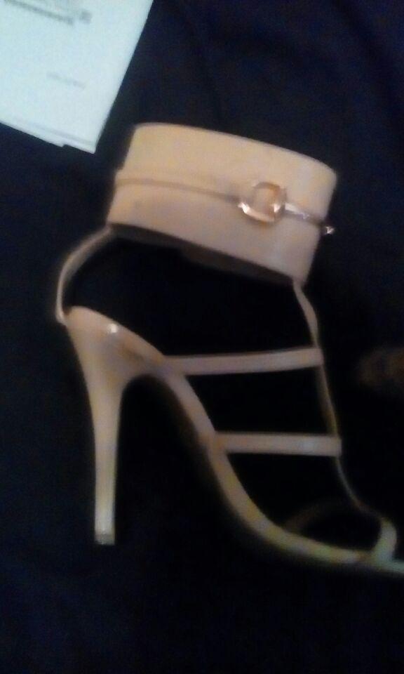 2 pairs of heels