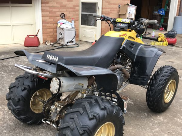99 Yamaha Warrior 350