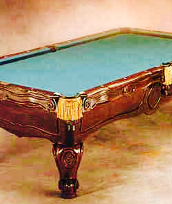 "9"" Classic Orleans By Brunswick Pool Table For Sale In"