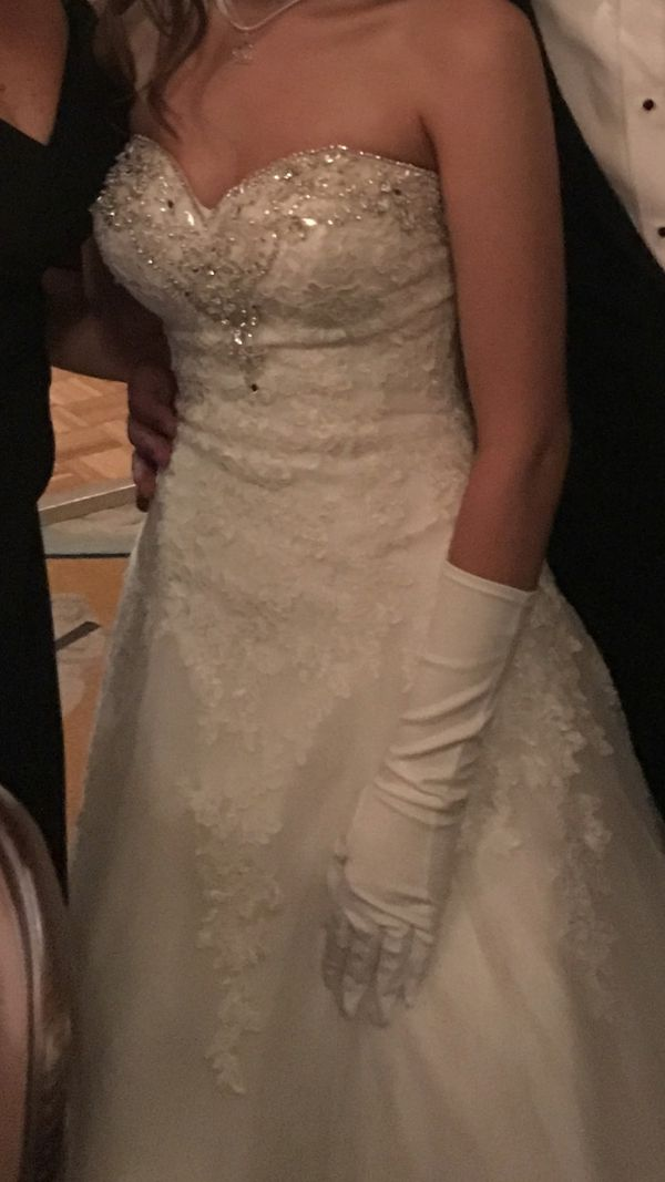 New And Used Wedding Dress For Sale In Torrance Ca Offerup