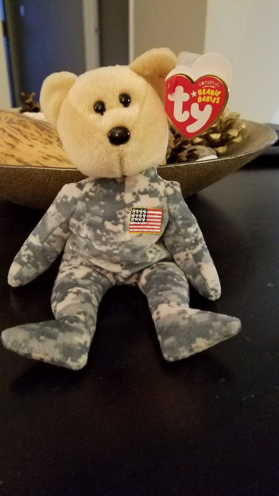 RARE TY BEANIE BABY for Sale in Garden Grove, CA - OfferUp