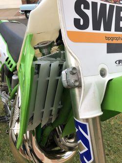 1994 Kawasaki KX 500 Thumbnail