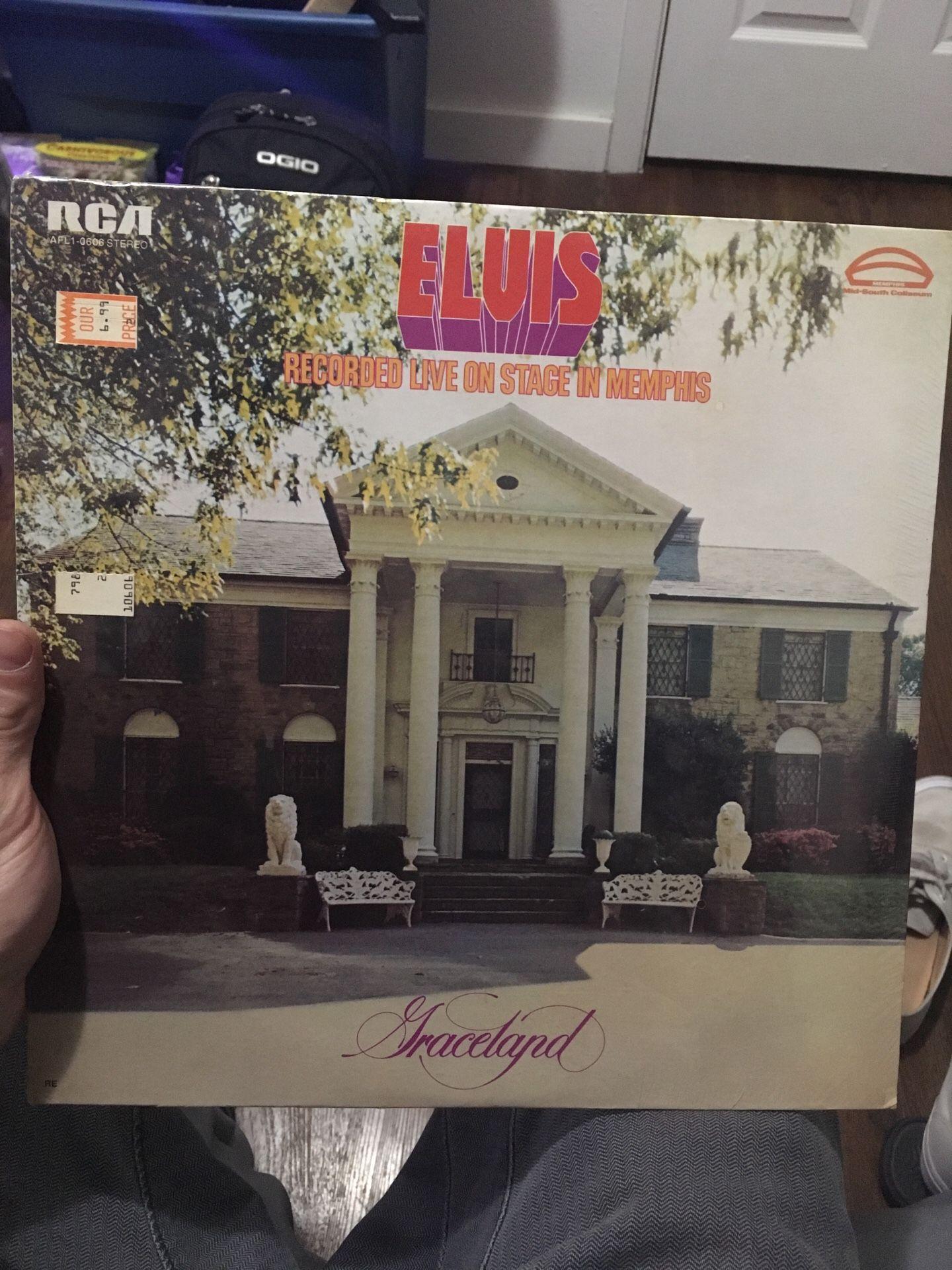 Elvis Presley 1974 RCA Vinyl/album