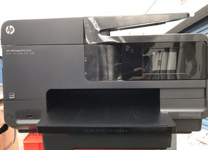 HP Officejet Pro 8610 printer/scanner/copier/fax/web $40 for Sale in Fairfax Station, VA
