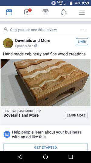 All things wood. From cutting boards to complete cabinet sets for Sale in Hickory, NC