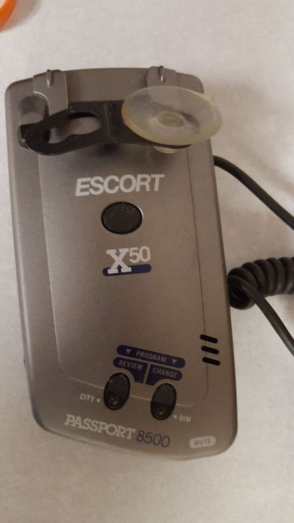 Passport Radar Detector >> Passport Radar Detector For Sale In Edgerton Wi Offerup