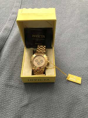 Invicta watch $300 obo for Sale in Kent, WA