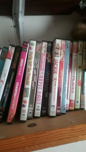 Exercise DVD lot for Sale in Broad Run, VA