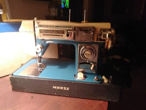 Morse 40 Sewing Machine For Sale In Bell Gardens CA OfferUp Fascinating Morse 4400 Sewing Machine
