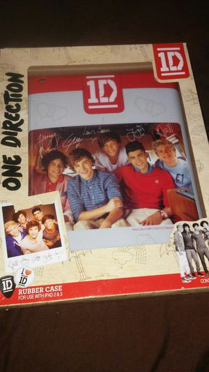 One Direction Rubber Case for Sale in Tampa, FL