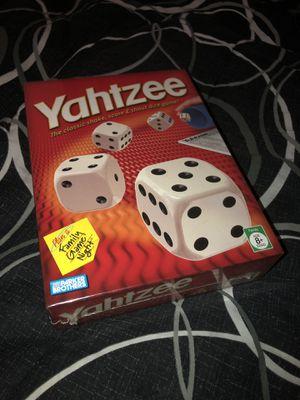 Yahtzee board game New for Sale in Riverside, IL