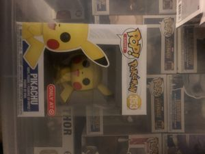 Pikachu Funko Pop for Sale in Alexandria, VA