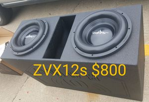 Photo Skar audio high output subs