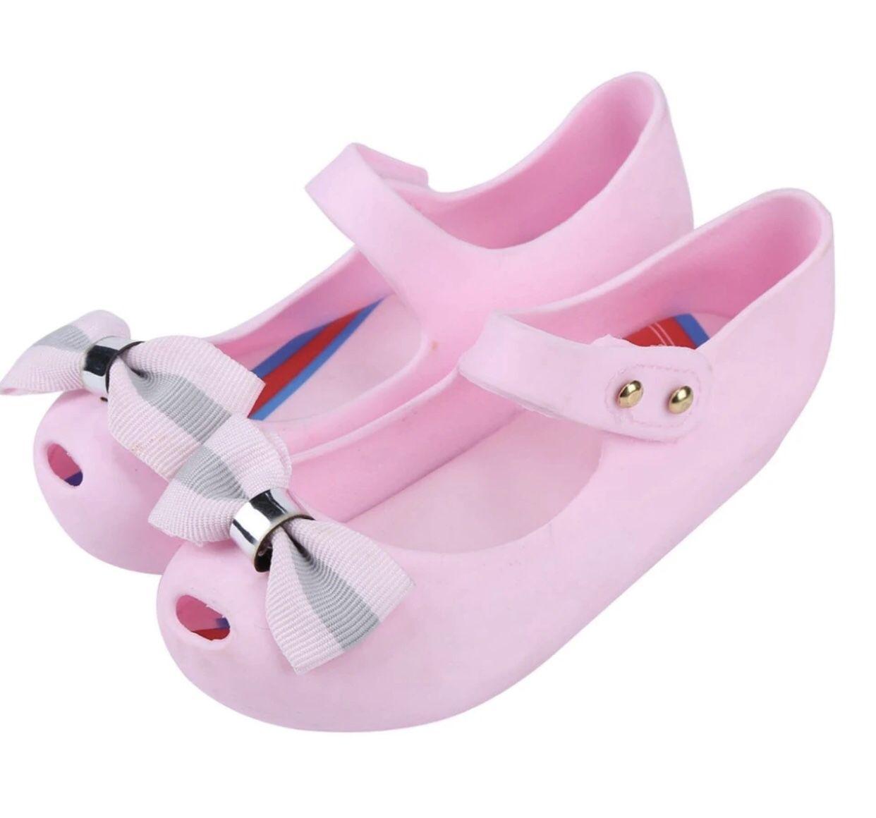 Mini shoes pink