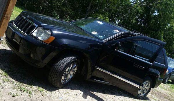 2009 jeep grand cherokee limited 5.7 hemi for sale in san antonio