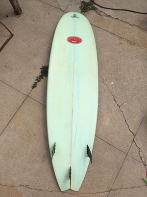 "Custom Stickman 6'8"" surfboard for Sale in Marina del Rey, CA"