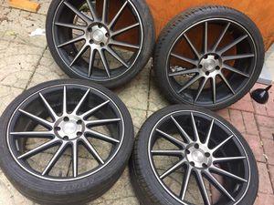 "20"" Niche Surge 5x114.3 Wheels Honda Accord Nissan Maxima Toyota Camry Honda Accord for Sale in Silver Spring, MD"