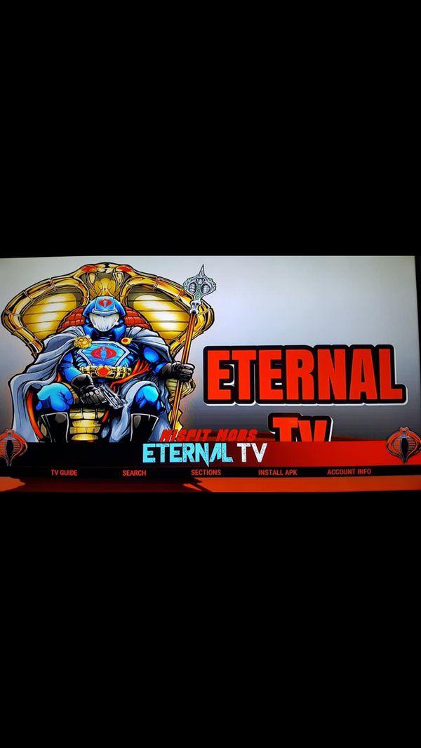 Eternal Tv