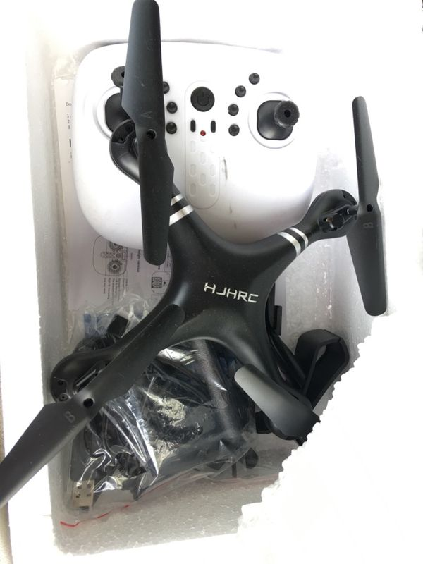 HJHRC Drone with camera/video for Sale in Sacramento, CA - OfferUp