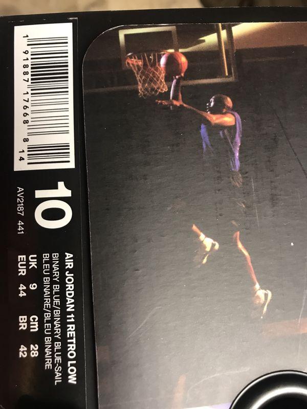 Air Jordan 11 Low Derek Jeter RE2PECT for Sale in Ellenwood 01ef362f9