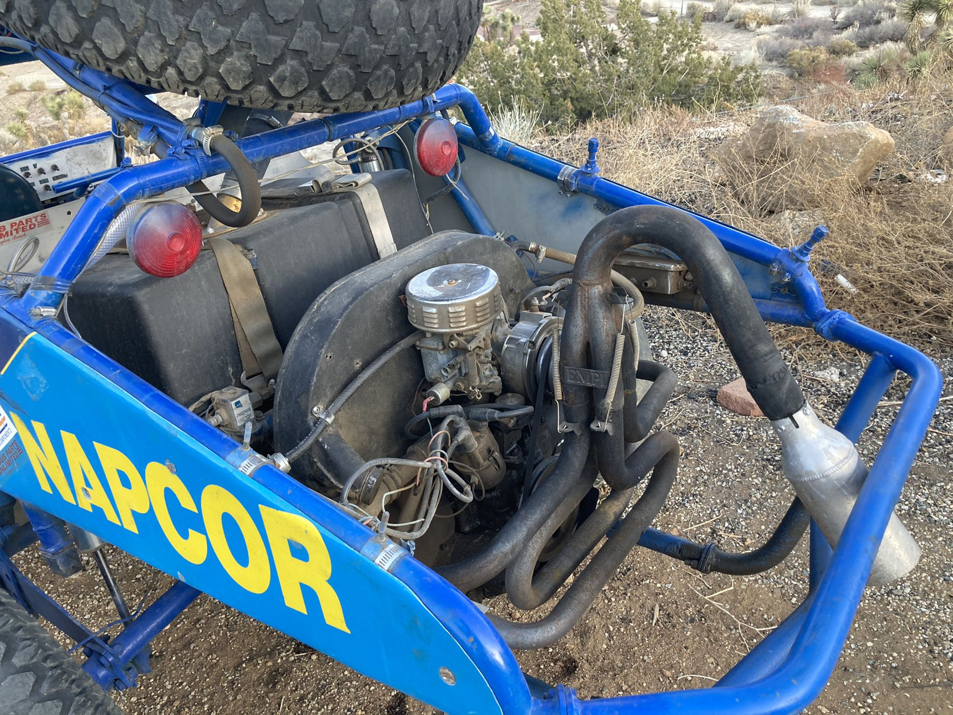 1600 Cc VW Engine Two Seater Buy As Is