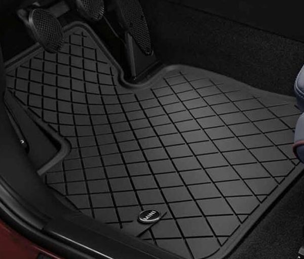 All-weather Floor Mats -Mini Cooper CLUBMAN For Sale In